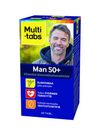 MULTI-TABS MAN 50+ 60 TABL