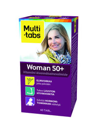 MULTI-TABS WOMAN 50+ 60 TABL