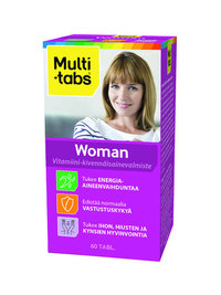 MULTI-TABS WOMAN 60 TABL