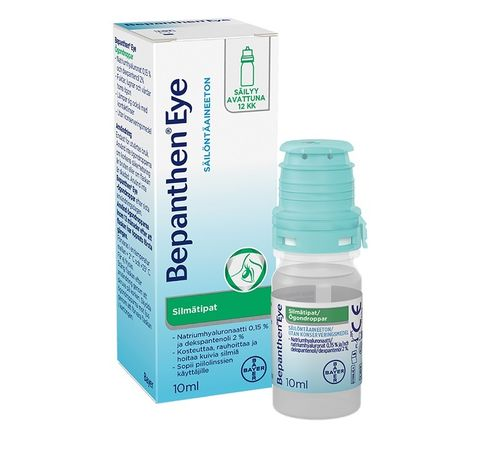BEPANTHEN EYE SILMÄTIPAT 10 ML